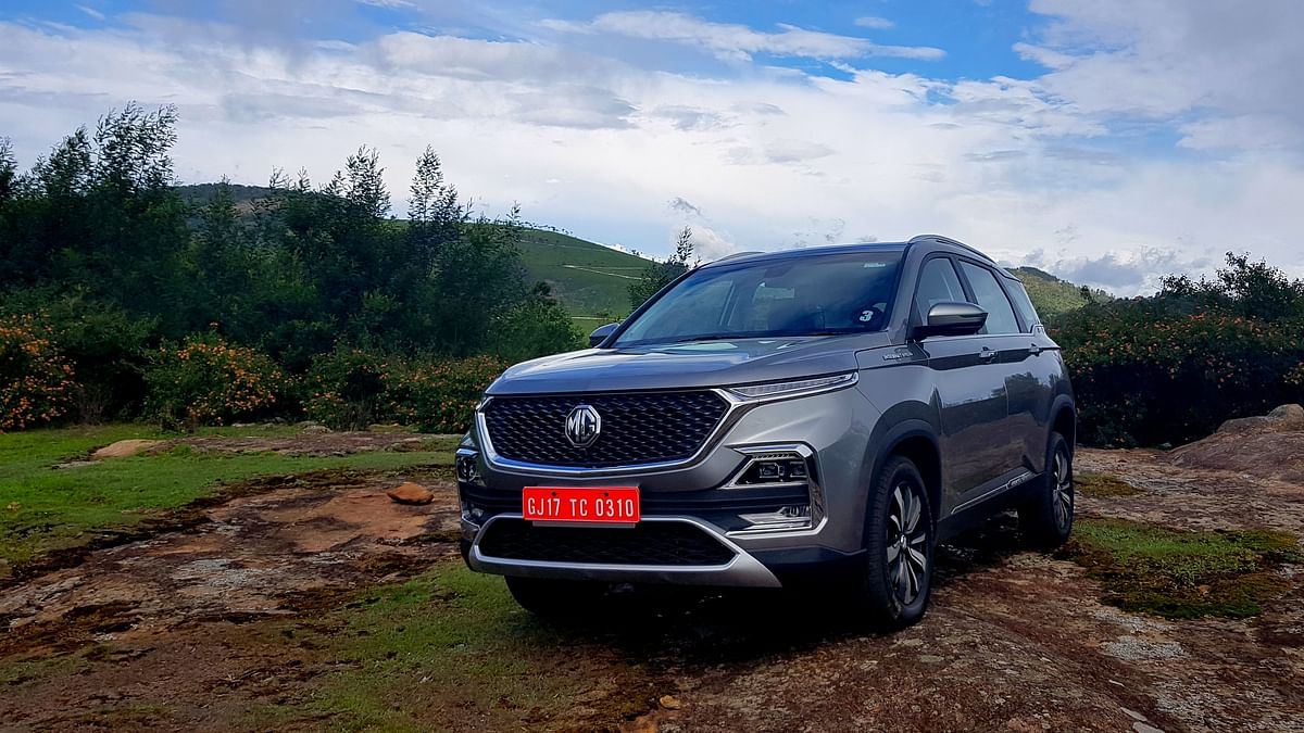 The MG Hector comes loaded with a long feature list and internet connectivity.