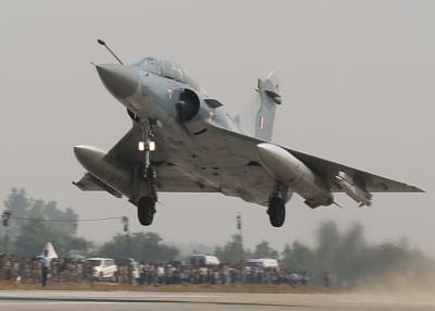 IAF bombs 'Tiger Hill' again on Kargil's 20th anniversary