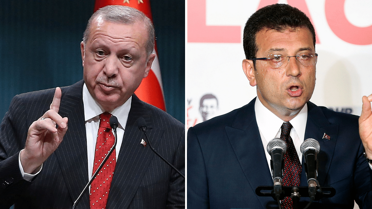 Opposition Defeats Prez Erdogan's Party in Istanbul's Mayor Race