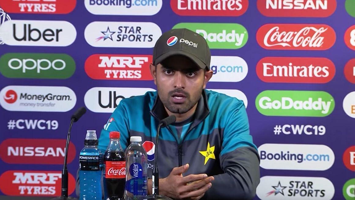 Pakistan Captain Babar Azam Faces Sexual Abuse Allegation