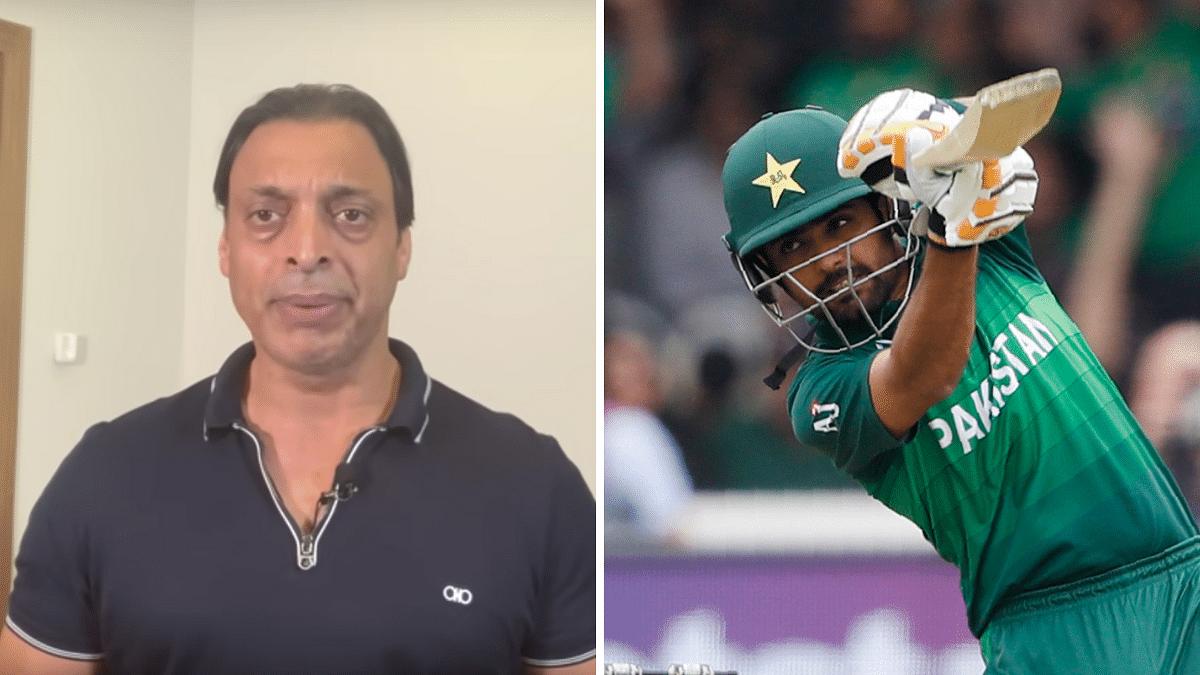 "Former Pakistan speedster Shoaib Akhtar said Virat Kohli fan Babar Azam should learn to play like his ""idol"""