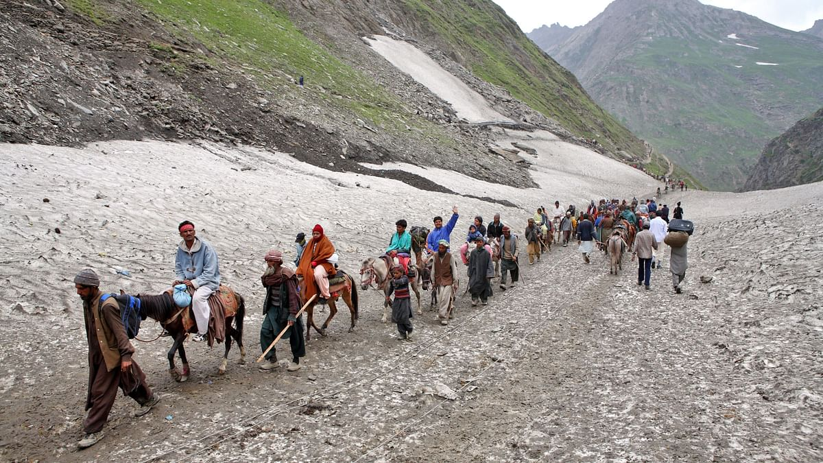 Amarnath Yatra: Route, Dos & Don'ts, Helicopter Service & More