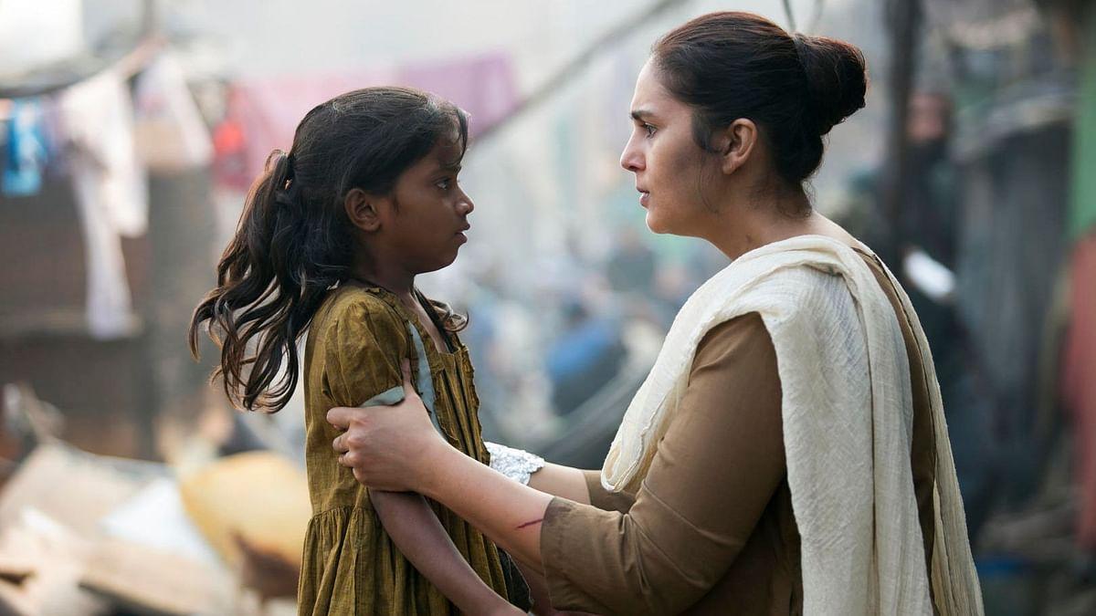 Huma Qureshi excels in <i>Leila.&nbsp;</i>