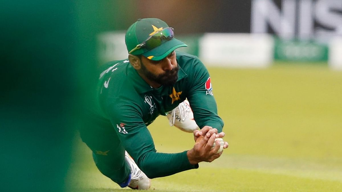 Pakistan Get Away With More Dropped Catches at World Cup