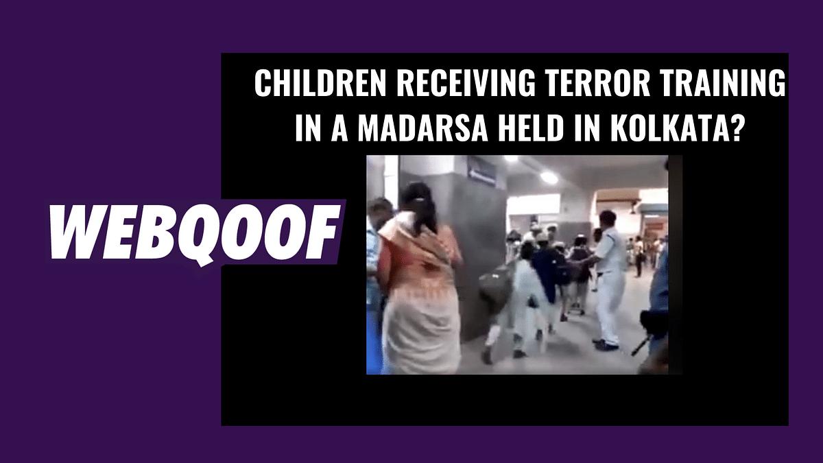 Were Minors Trained as 'Terrorists' in Madarsa Held in Kolkata?