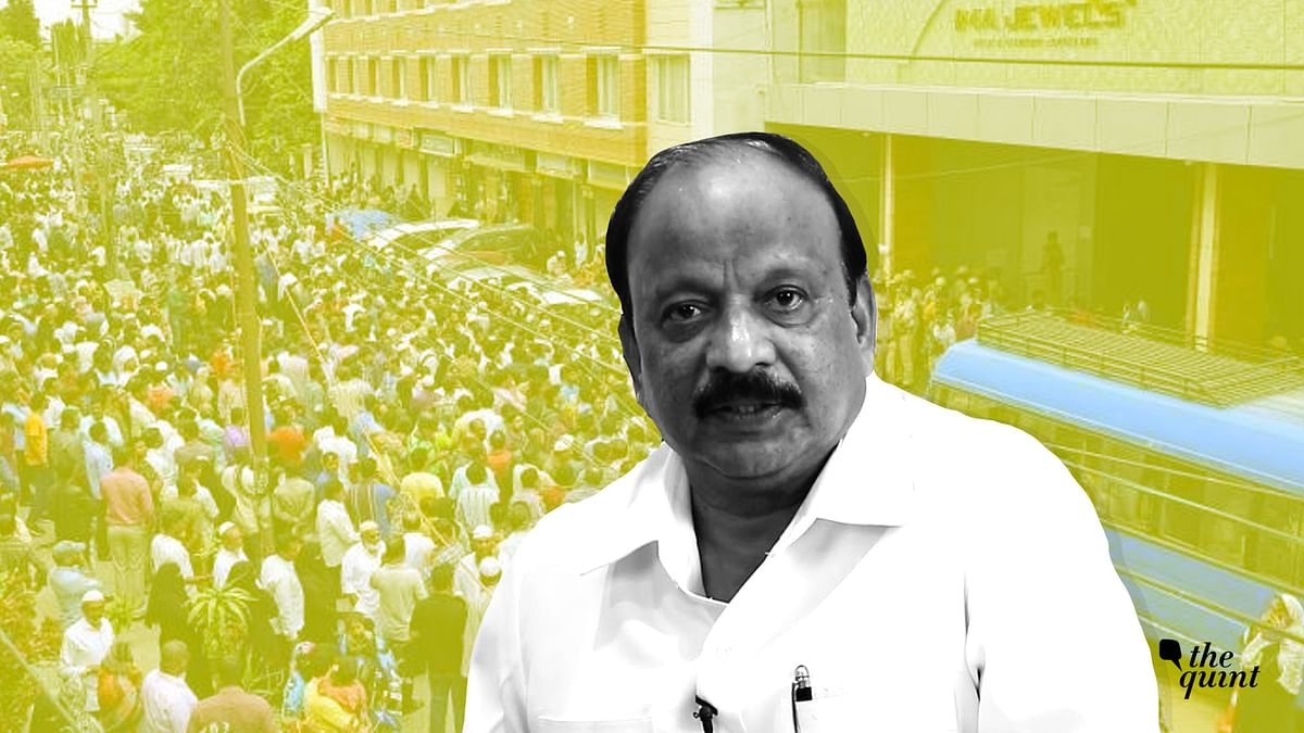 Cong Suspends K'taka MLA Roshan Baig for 'Anti-Party' Activities