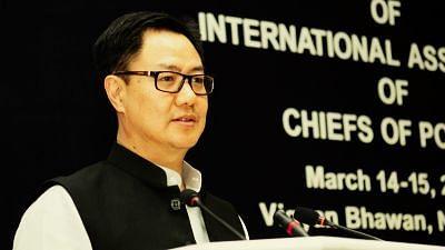 Kiren  Rijiju Promises to Bring Sports Revolution in Country
