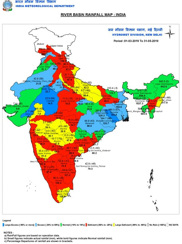 From North to South, 60 Crore Indians Face Severe Water Crisis