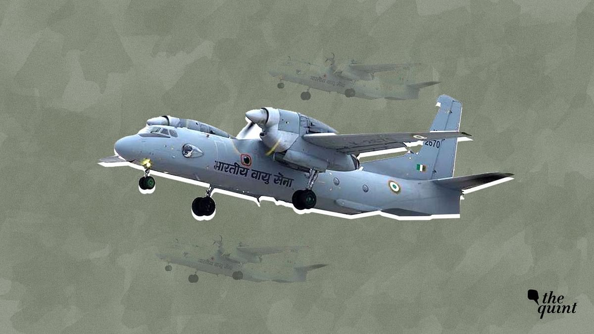 Lost IAF AN-32: Surely We Can Do Better Than Say 'Rest in Peace'
