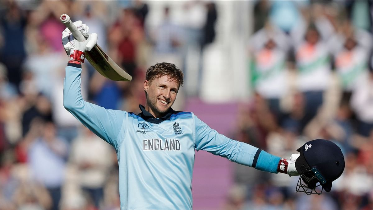 This was Joe Root's second ton in World Cup 2019.
