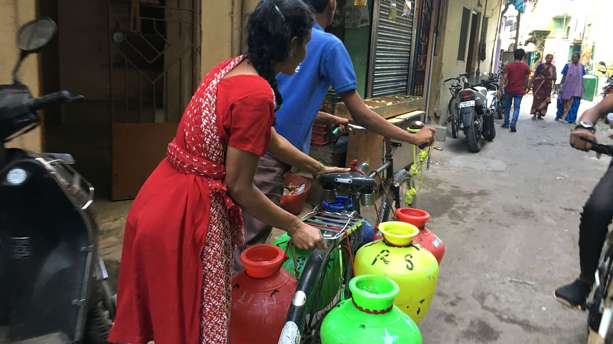 Water on Tap for Hardly an Hour: Chennai Dealing With Crisis