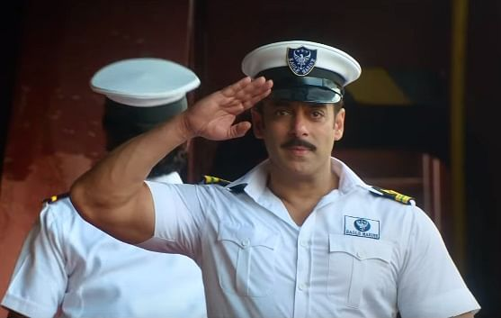 Salman Khan joins the merchant navy in <i>Bharat</i>.