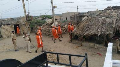 QAhmedabad:  Cyclone Vayu Sidesteps Gujarat, This & More
