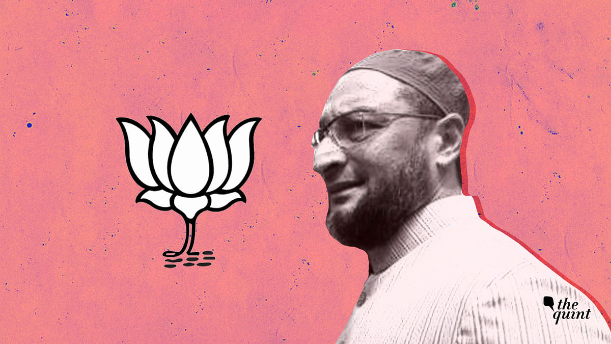 Asaduddin Owaisi, despite his unambiguous and unapologetic public postures against the BJP and its larger eco-system, serves, perhaps unwittingly, a purpose for the BJP.
