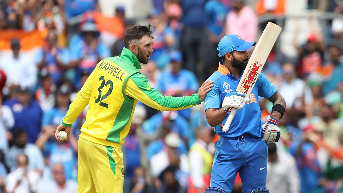Kohli Supports Maxwell's Mental Health Break, Says 'Remarkable'