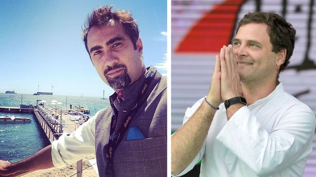 Ranvir Shorey Asks Rahul Gandhi & His Family to Quit Politics