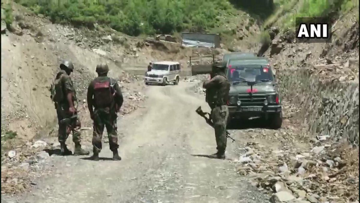 JeM Militant Killed in J&K's Baramulla Gunfight