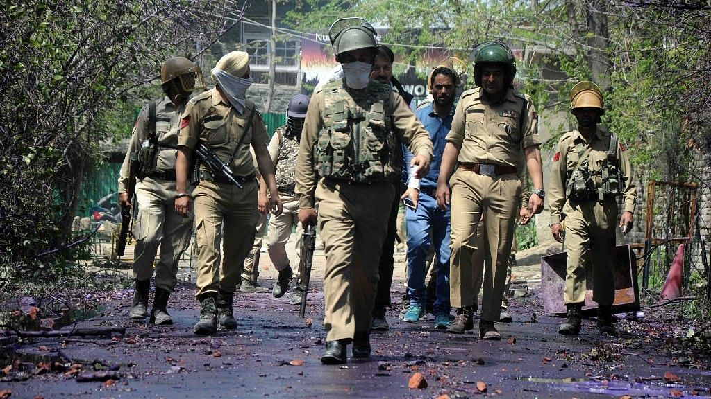 3 Terrorists Killed in J&K's  Shopian, 17 Dead in Last 10 Days