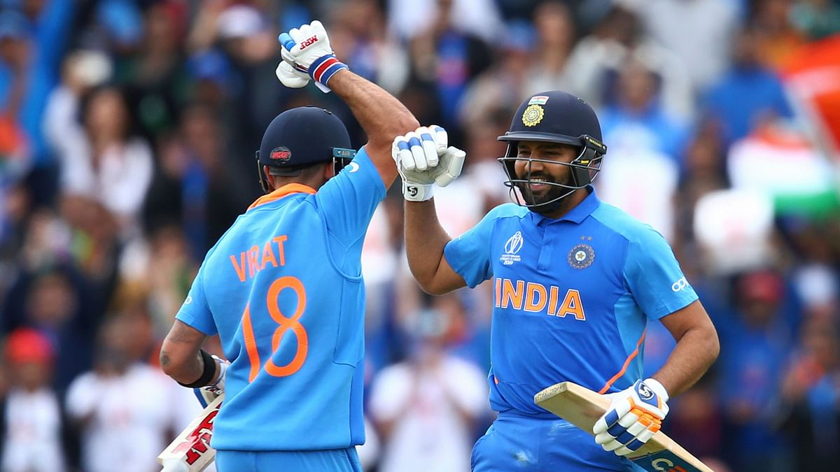 Rohit Sharma's knock on Sunday would be his 24th hundred in ODI and his 22nd hundred as opening batsman, among others.
