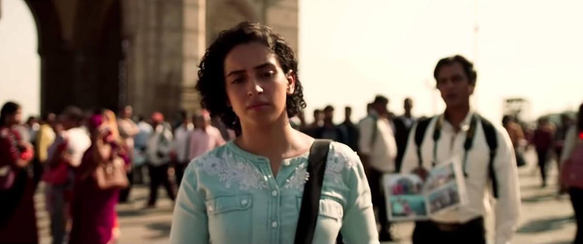 Sanya Malhotra in <i>Photograph</i>.