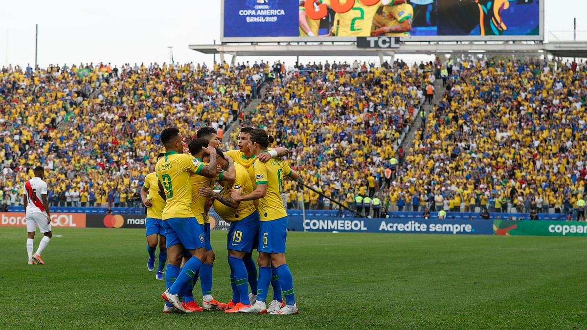 The Copa America has finally started for host Brazil.