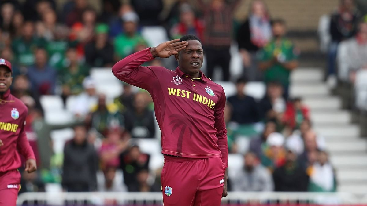 West Indies pacer Sheldon Cottrell was snapped up by Kings XI Punjab (KXIP) for a whopping Rs 8.5 crore in the IPL auction.