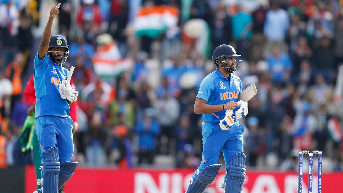 ICC World Cup, IND vs SA: India Beat South Africa by 6 Wickets