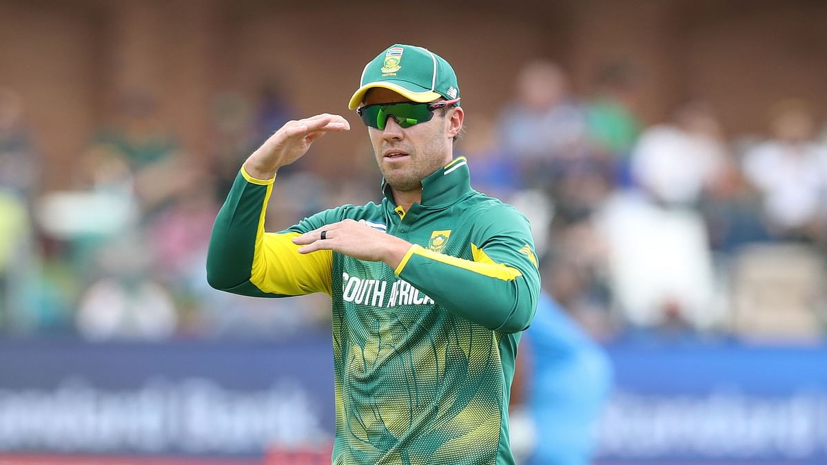 After T20Is, De Villiers Flags Desire to Play ODI Cricket