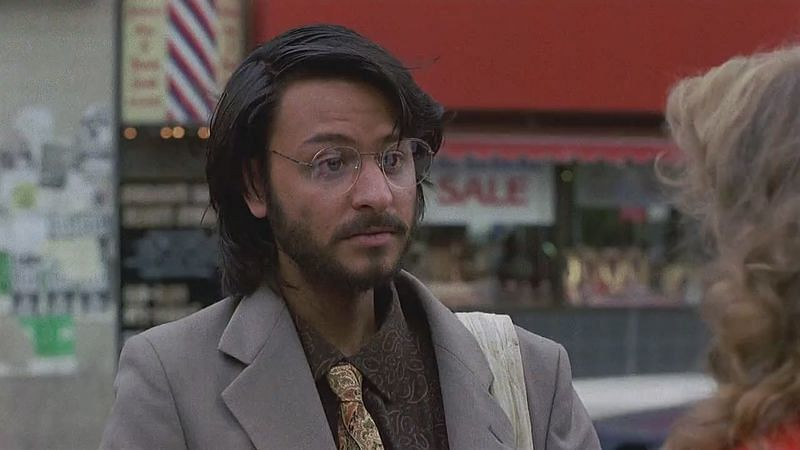 Fisher Stevens plays an Indian named Benjamin Jahveri in Short Circuit 2.