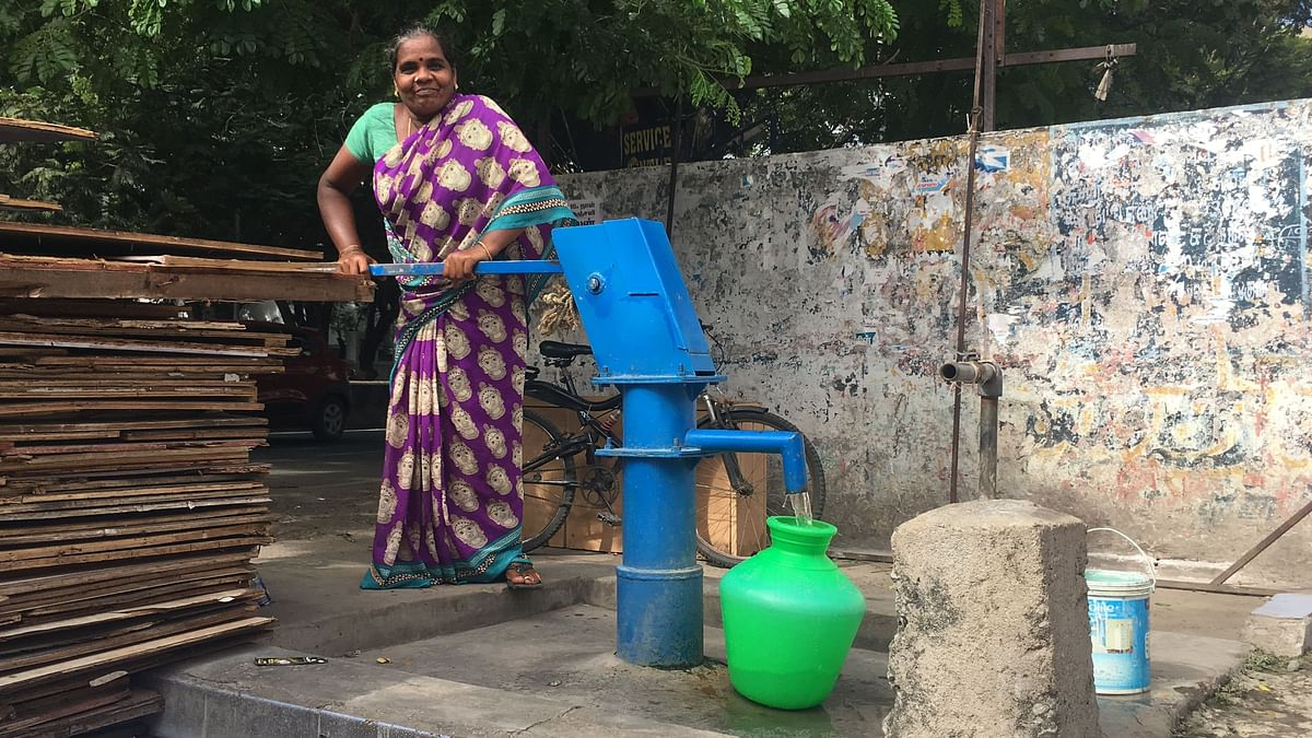 Is a Water Tap in My Locality Too Much to Ask for?