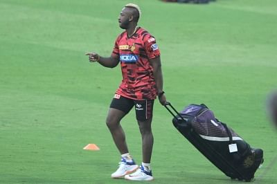 Andre Russell. (Photo: IANS)
