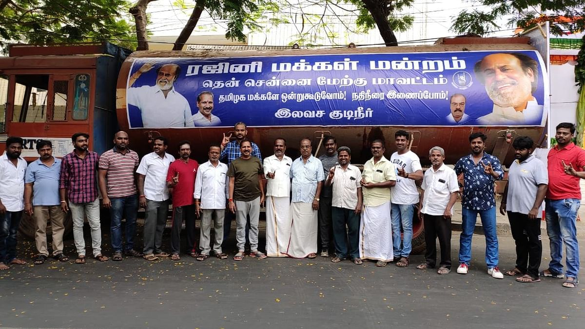 TN Govt to Get 10 MLD Water Everyday from Jolarpettai to Chennai