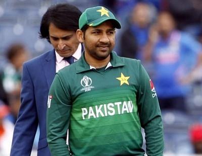 Pakistan skipper Sarfaraz Ahmed. (File Photo: IANS)