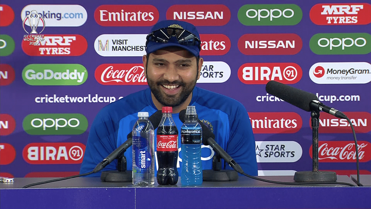 Does Rohit Sharma Have Batting Tips for Pakistan? 'Not Yet'