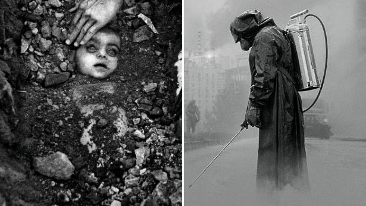 Human Impact to Govt Action: Comparing  Chernobyl & Bhopal Tragedy