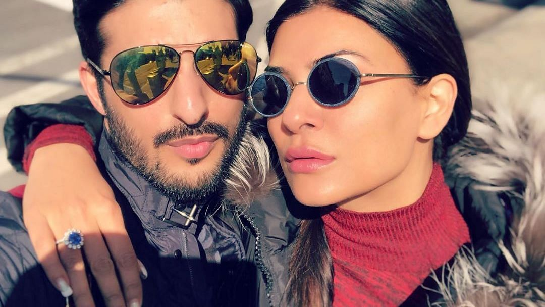 Sushmita Sen and Rohman Shawl have been dating for nine months.