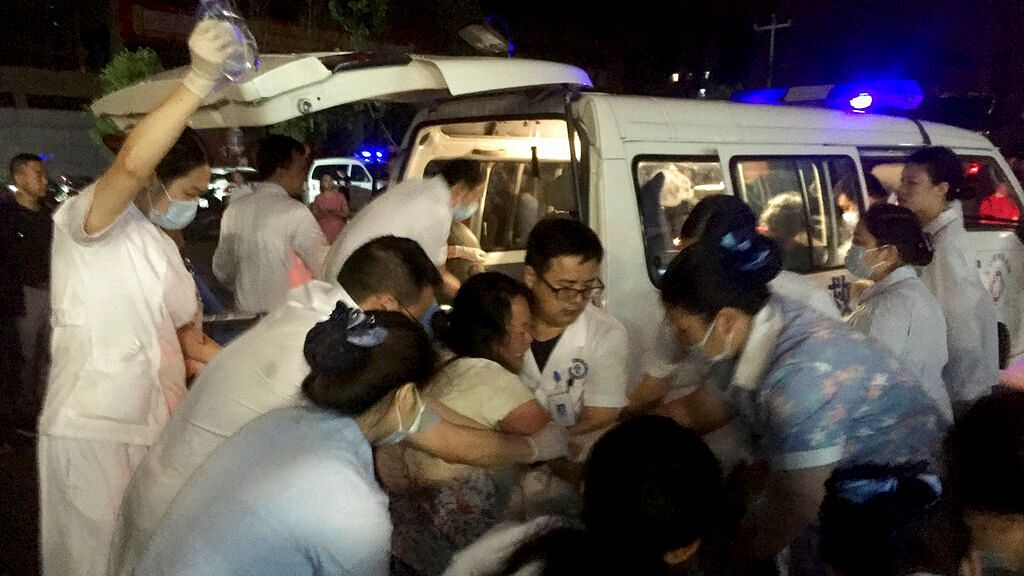 11 People Killed, 122 Injured in Earthquake in Southern China