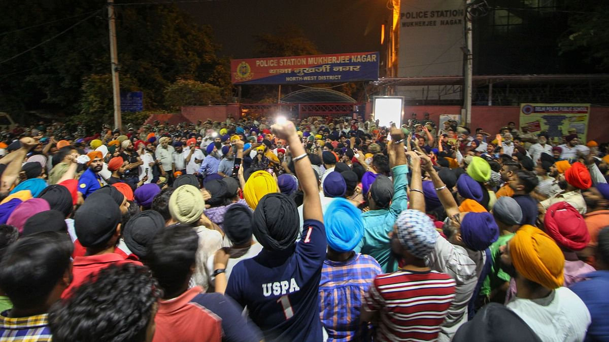 Why Are Sikhs Angry With Delhi Police? Data Reveals Deep Distrust