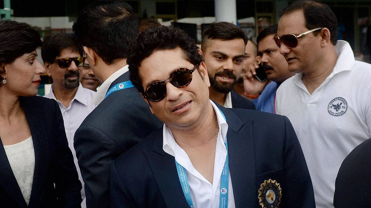 India's first Day-Night Test will be a success only if the dew factor is countered effectively at the Eden Gardens, says Sachin Tendulkar.