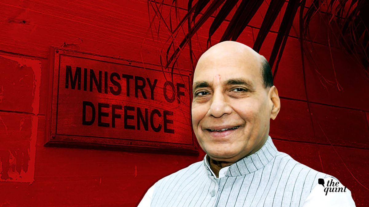 Rajnath Okays Rs 400 Cr Scheme to Boost Defence Manufacturing