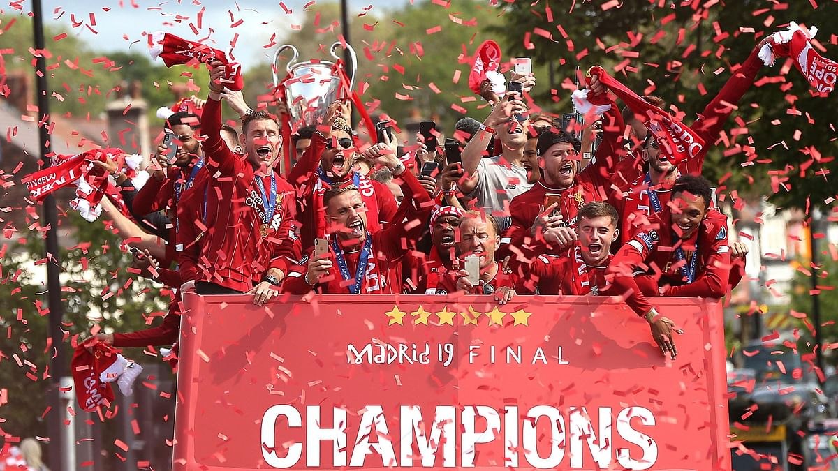 Last season, Liverpool beat Tottenham Hotspur 2-0 in the final of the UEFA Champions League to win their sixth European title.