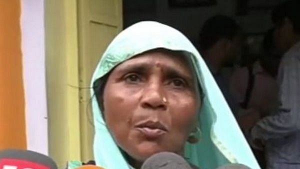 The girl's mother, Sushma.