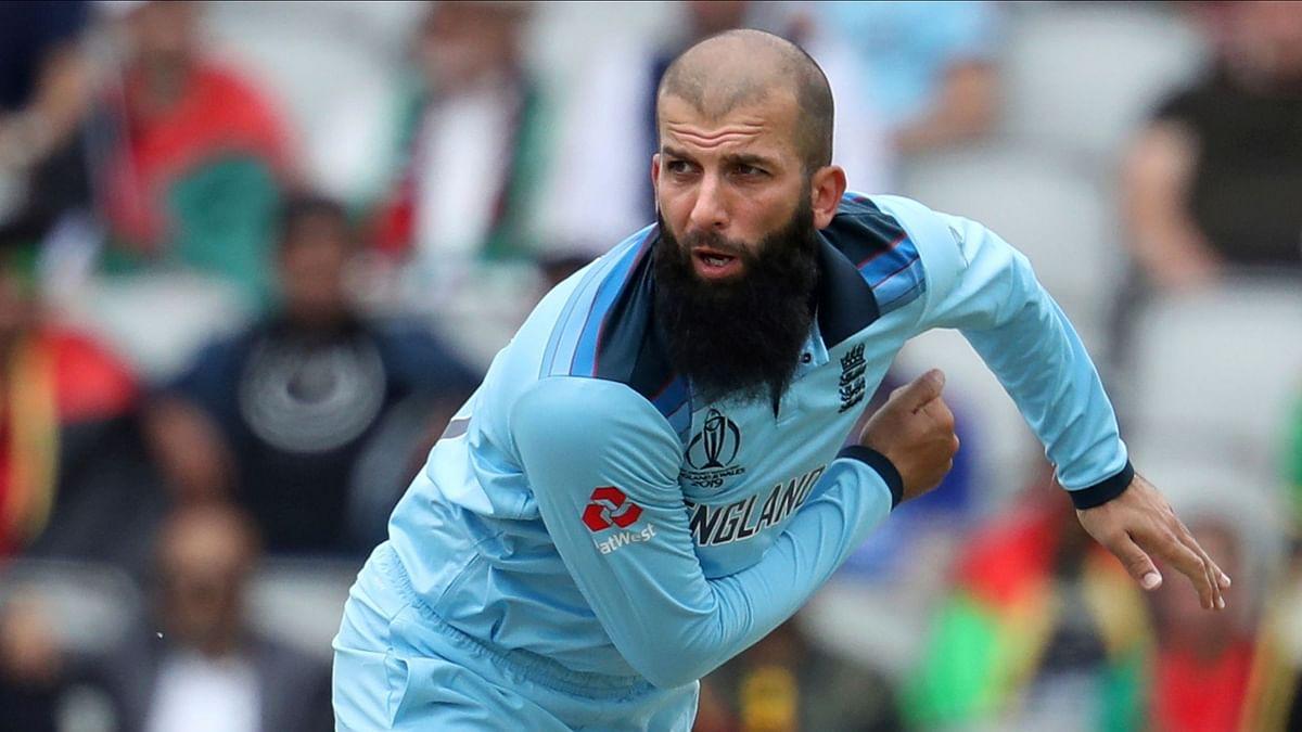 England Allrounder Moeen Ali Set for 100th ODI v Sri Lanka