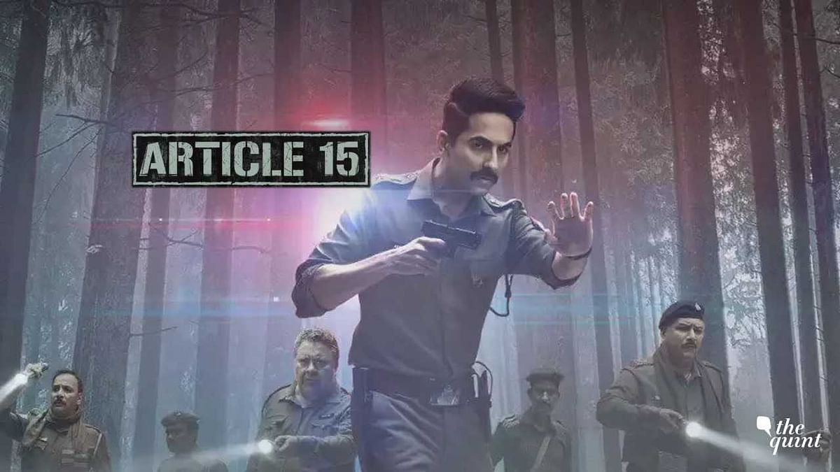 'Article 15' Hits You With Grim Reality of Casteism