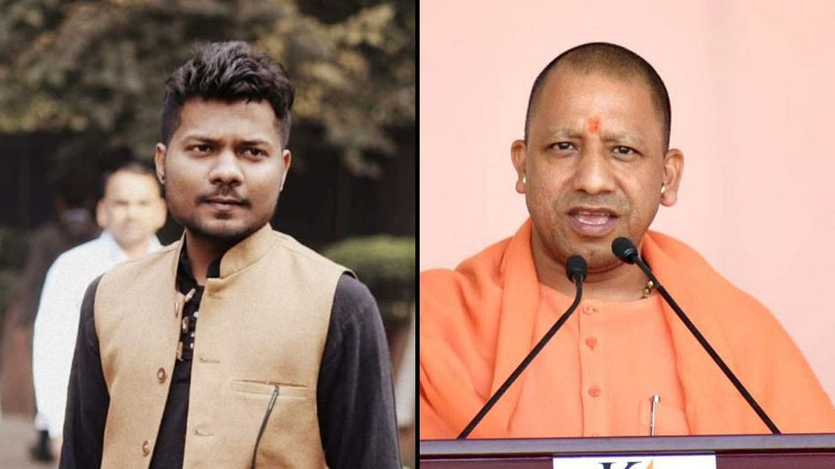 Delhi Journo Arrested By UP Police For FB Post Against Adityanath