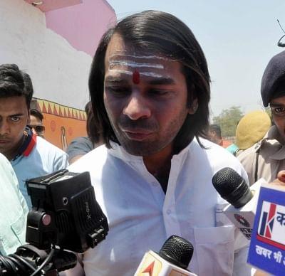 Lalu's son Tej Pratap to launch 'Tej Sena'