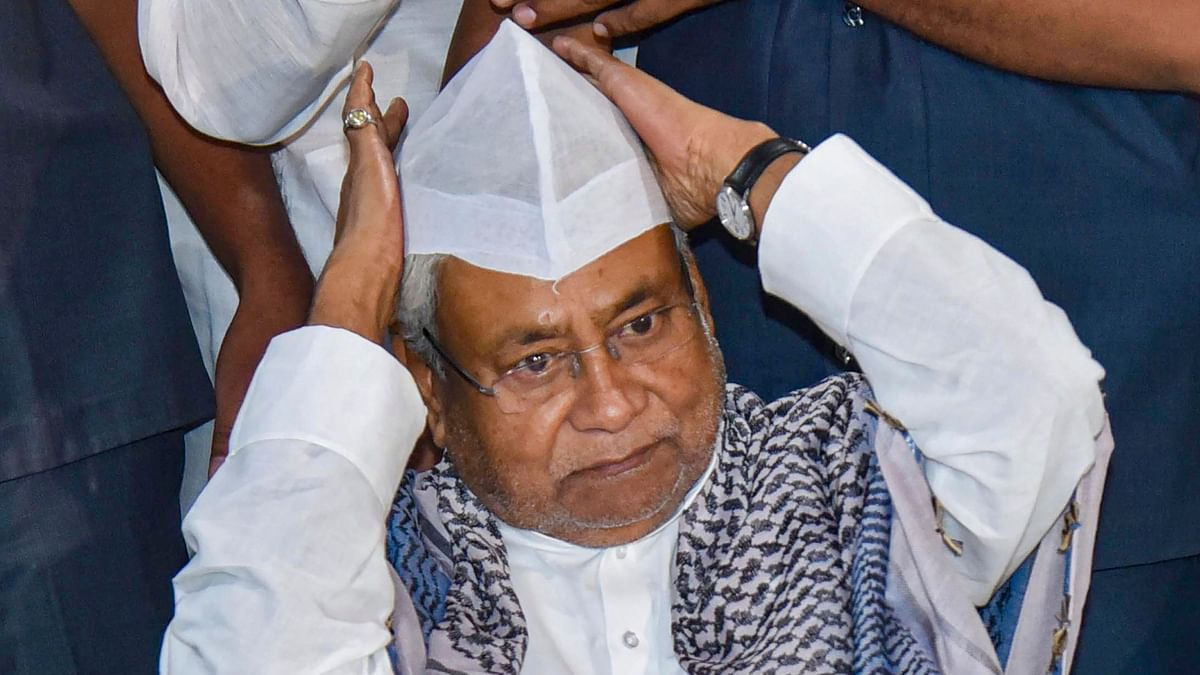 On Monday, Bihar Chief Minister Nitish Kumar attended Iftar parties hosted by both Manjhi and Paswan.