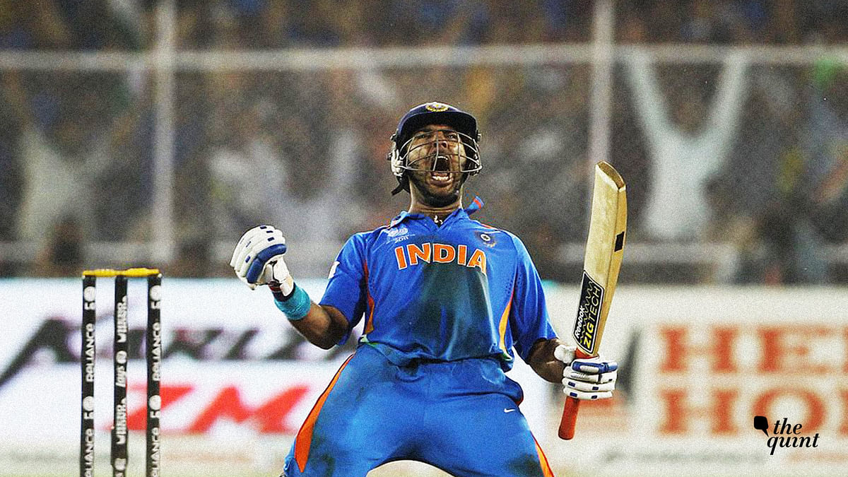 Yuvraj Singh has announced his retirement from international cricket.
