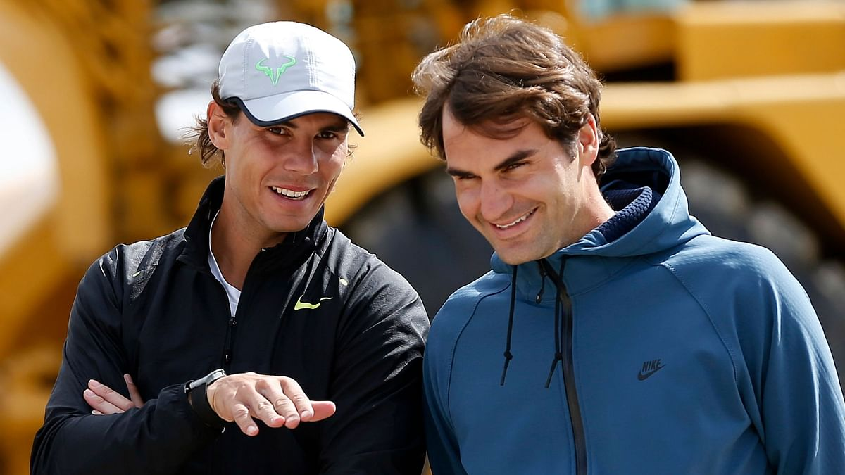 Nadal's Insta Live With Federer, Andy- Players Share Status Check