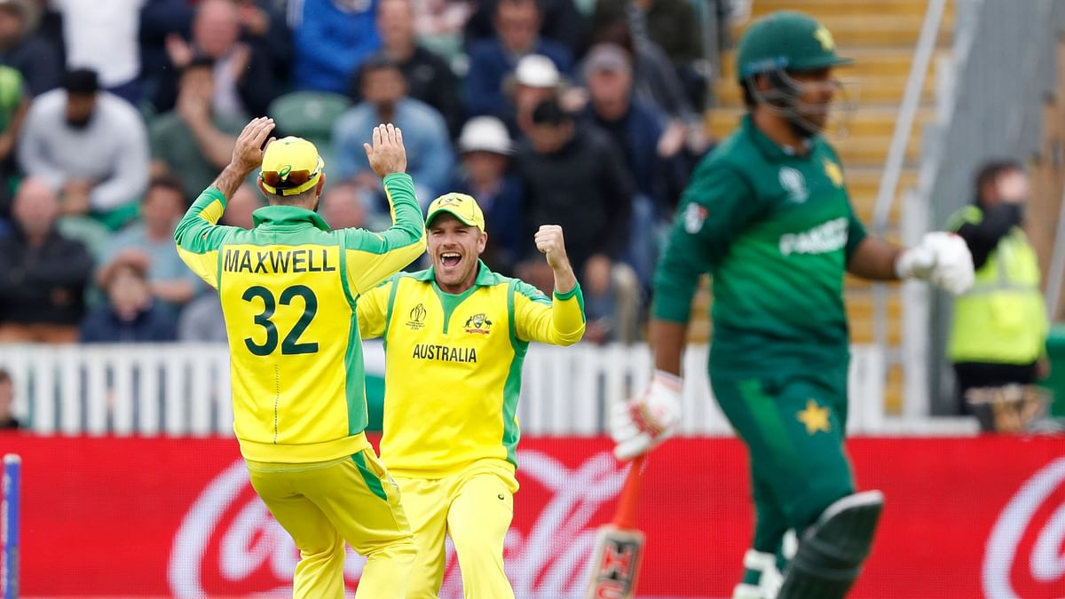 Australia beat Pakistan by 41 runs in the ICC World Cup.